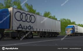 Freight Semi Trucks With Audi Logo Driving Along Forest Road ... Audi A7 And R8 Spyder Selected By Autobytel As Car Truck Of The 65 Best Of Pickup For Sale Diesel Dig Featuredaudig Landis Graphics Truck 2016 Future Concept Youtube Towing An On One Our Car Towing Trucks Dial A Tow Truck For Audi Behance Vr Pinterest Transportation A8 Taxi Ii Euro Simulator 2 Download Ets Mods Traffic Accident A3 Frontal Collision Fto Ss St 80 By Gamerpro Modailt Farming Simulatoreuro 2019 Q Life Ot Price Blog Review Scania Ihro Launch Joint Gas Pilot Project Group New Exterior