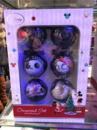 Nightmare Before Christmas Tree Toppers Bauble Set by Liverpool High Street U0027s Most Unusual Christmas Decorations