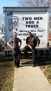 100 Two Guys And A Truck Indianapolis Movers In Lafayette IN TWO MEN ND TRUCK