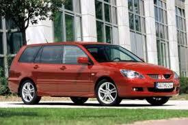 Mitsubishi Lancer Wagon 2003