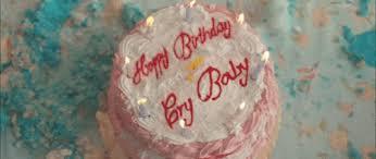 happy birthday cake animated