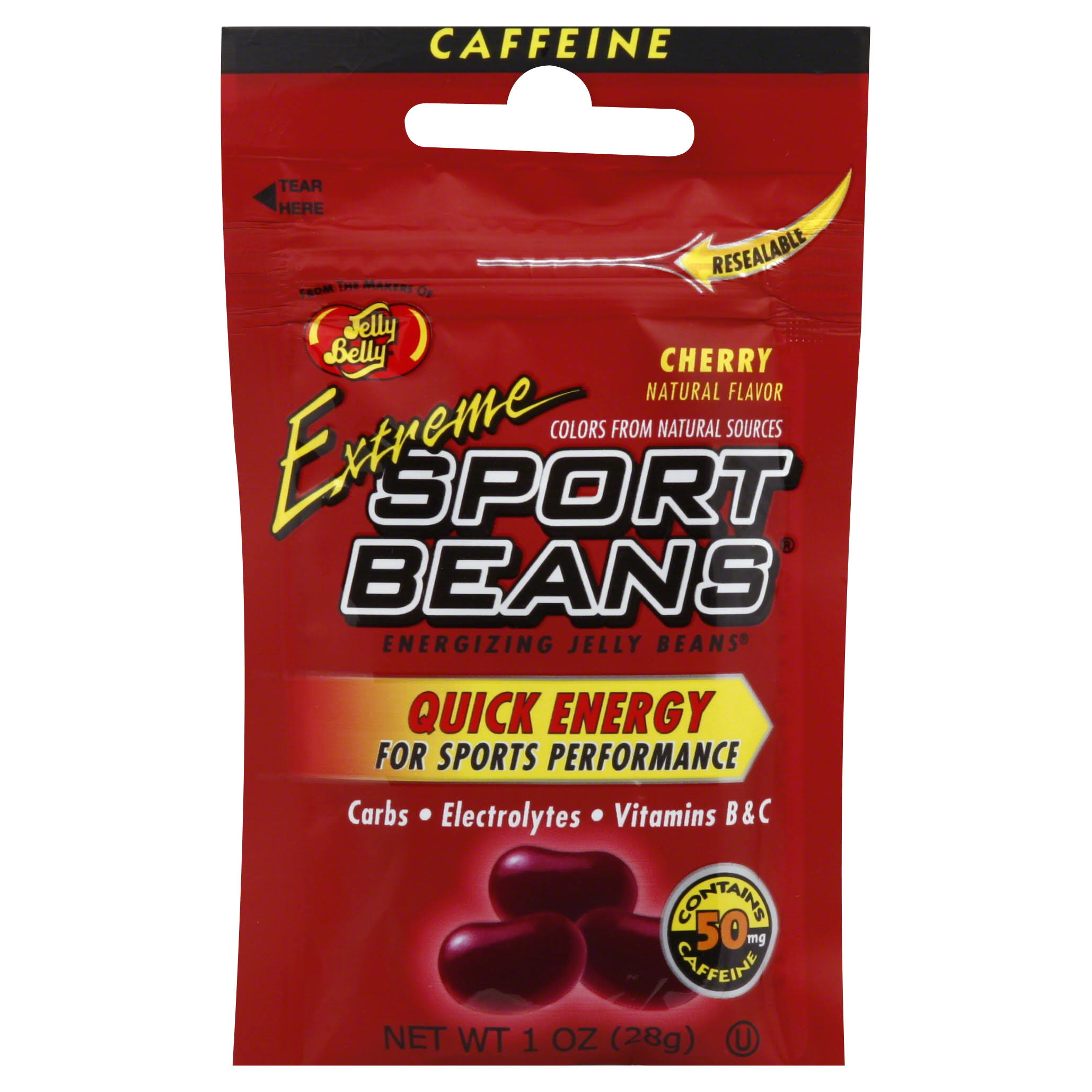Jelly Belly Extreme Sport Beans - Cherry