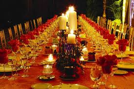 Uncategorized Wedding Decorations Gold And Red Joyce Services Page Ideas Sweet Table At A Masquerade Themed