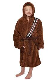 robe de chambre polaire enfant robe factory wars peignoir de bain polaire enfant chewbacca