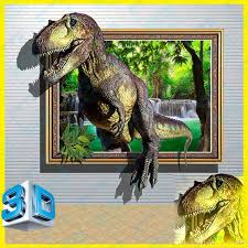 View Images D Dinosaur Wall