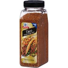 Mccormick Pumpkin Pie Spice Nutrition Facts by Mccormick Taco Seasoning Mix 24 Oz Walmart Com