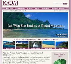 kauai visitors bureau travel and tourism advertising