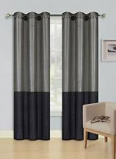 Eclipse Thermalayer Curtains Grommet by How To Wash Eclipse Curtains Ebay
