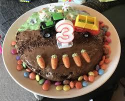 bauernhof geburtstag motto kindergeburtstag traktor kuchen