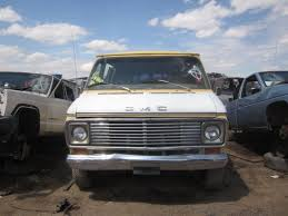 Junkyard Find: 1977 GMC Rally STX Van - The Truth About Cars 1977 Gmc 4x4 My Fantasy Fleet Pinterest Gmc And Cars Junkyard Find Rally Stx Van The Truth About Sarge Pickup Classic Wkhorses Sprint Caballero Wikipedia Another Mikeo37 Sierra 1500 Regular Cab Post Classics For Sale On Autotrader Super Custom 496 Pickup Truck Build Project Youtube Grande 1947 Present Chevrolet High Sale 4x4 Custom_cab Flickr Questions How Does One Value A Classic