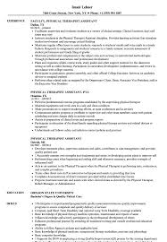 Physical Therapy Assistant Resume Examples | Summary For ... Occupational Therapist Cover Letter And Resume Examples Cna Objective Resume Examples Objectives For Physical Therapy Template Luxury Best Physical Aide Sample Bio Letter Format Therapist Creative Assistant Samples Therapy Pta Objectives Lovely Good Manual Physiopedia Physiotherapist Bloginsurn 27 Respiratory Snappygocom Physiotherapy Rumes Colonarsd7org