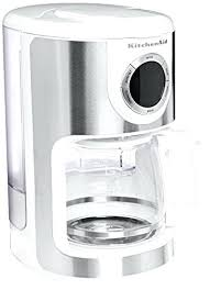 Kitchen Aid Coffee Makers Cup Glass Carafe Maker Kitchenaid 4 Personal