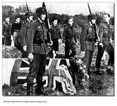 Most Decorated Soldier Uk by A Rare Image Of The Second World War The Western Media Perhaps