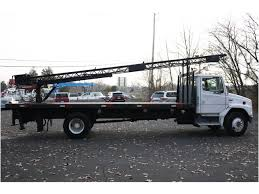 Freightliner Fl70 Bucket Trucks / Boom Trucks In Pennsylvania For ...
