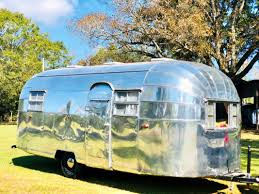 100 Restored Airstream Trailers Vintage Camper For Sale VINTAGE CAMPER TRAILERS