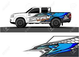 Pickup Truck Graphic Vector. Abstract Racing Shape Design For ... Truck Graphics Vehicles Racing Stripes Background Stock Semi Door Lettering Signs By Sam Reflective Zilla Wraps Drake Off Road Innovations Rally Decal Auto Motors Intertional English British Flag Rear Window Graphic Moproauto Professional Vehicle Specific Vinyl And Details Services Youtube Tulsa Quality Banners Wrap City Professionally Trained 3m Certified Design American Race Car Set Fit All Cars Trucks