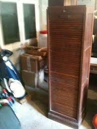 meuble classeur a rideau ancien occasion idees deco interieur