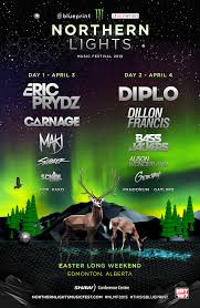 Dillon Francis Tickets Northern Lights Music Festival