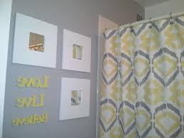 Gray Chevron Bathroom Set by Best 25 Yellow Gray Bathrooms Ideas On Pinterest Yellow Gray
