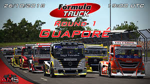 100 Formula Truck AMS Unofficial Season 4 Fridays Championship