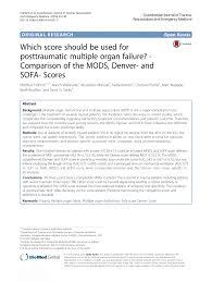 Sofa Sepsis Pdf 2016 by Sofa Score Mortality Pdf Scandlecandle Com