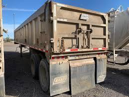 100 Dump Truck Tailgate 2007 East 39 Trailer AMG Equipment