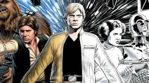 STAR WARS Coloring Book Announced By Marvel