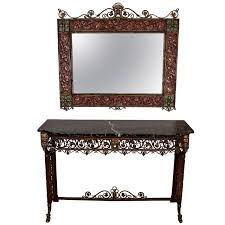 Oscar Bach 1920s Gothic Revival Mirror & Marble Top Console-NYShowplace 3 Pcs Counter Height Ding Set Faux Marble Table 2 Chairs Bench Sold Of 4 Oak 1920s Antique Or Game West Saint Paul Antiques Shutter Wall New Room Olive Love All Fniture Skovby Sm53 Chair Tr Hayes Fniture Store Bath Riva 1920 Boss Executive 810 Seater Walnut Heals Art Deco Modern Home Design 2018 Leather Armchair Milano Timothy Oulton Oval Oak Wood Ding Table With Pressback Chairs Glass 1940 Mounted On A Wall In An Exhibition Vintage Metal Cafe By Toledo 5 Industrial