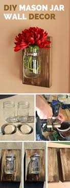 DIY Mason Jar Wall Decorations Get Creative Decorating Your Walls Fixing Jars With