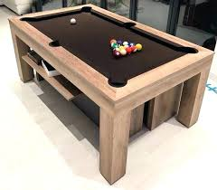 Pool Table Dining Combination Top For Sale Uk