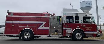 100 Brush Trucks Fire City Of Creedmoor