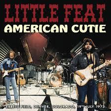 Little Feat Fat Man In The Bathtub by American Cutie By Little Feat Amazon Co Uk Music