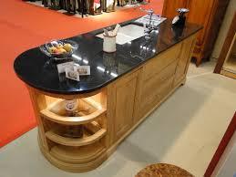 meuble cuisine central meuble de cuisine bois cuisines bois sur mesure cuisine meuble