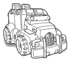 Rescue Bots Coloring Pages Bot Preschool To For Capricus Me With ...