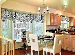 Modern Dining Room Curtains Valances For Astounding Window Treatment Ideas With