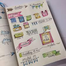 1116 best Bullet Journal & Planner Ideas images on Pinterest