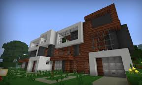 100 Modern Townhouses Minecraft Project House Plans 84357