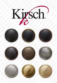 Kirsch Decorative Traverse Curtain Rods by Decorative Traverse And Stationary Drapery Rod Hardware Blinds