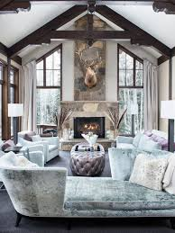 Fancy Rustic Glam Living Room Rustic Glam Ideas Pictures Remodel