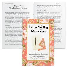 Letter Writing Made Easy Colorful Images
