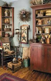 Primitive Living Room Furniture by 38 Best Primitive Decor Homes Country Decor Homeschristmas