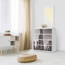 creatisto möbelfolie passend für ikea malm kommode 2