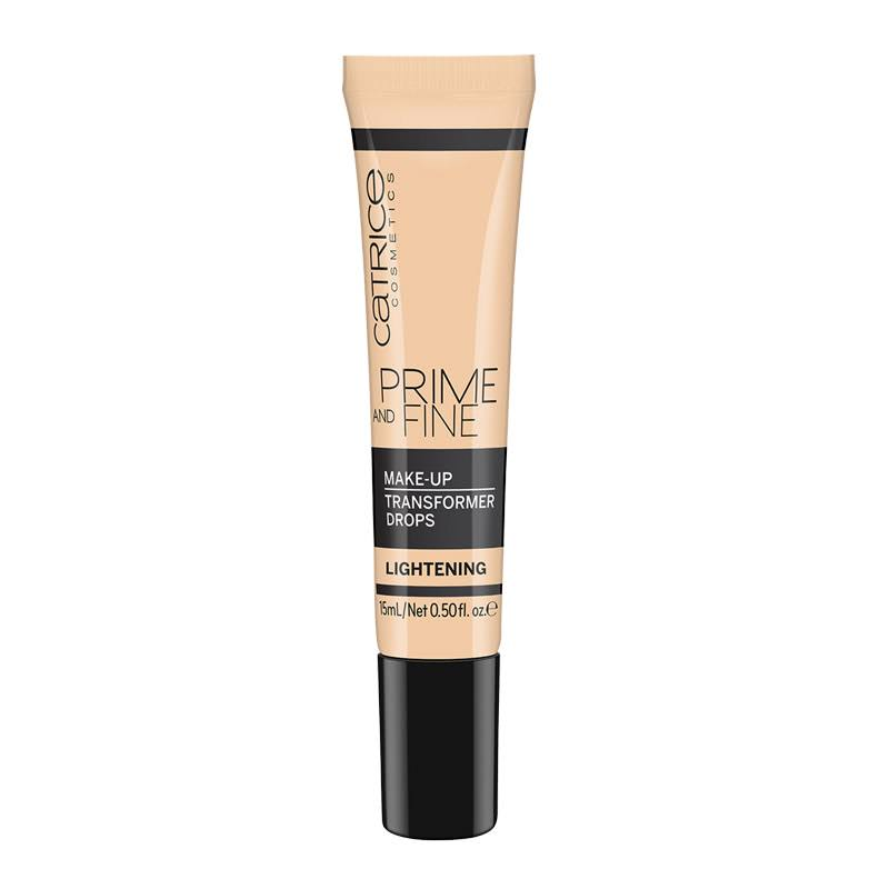 Catrice Prime and Fine Makeup Transformer Drops Lightening
