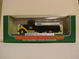 Amazon.com: 2000 Miniature HESS First Truck In Original Unopened Box ... Amazoncom Hess Truck Mini Miniature Lot Set 2003 2004 2005 911 Emergency Collection Jackies Toy Store 2017 Hess Mini Nib 7599 Pclick 2013 Toy Truck Review Youtube Childhoodreamer 1994 Rescue Video Review Com Hessomania By Canona2200 On Deviantart Parts Toy Trucks Collection 2018 New Fast Shipping 4395 1995 And Helicopter Products Pinterest