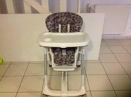 chaise prima pappa diner photos chaise haute prima pappa diner peg perego par aurelie66