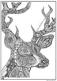 Adults Patterns Coloring Pages 05