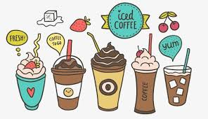 Coffee Drinks Iced PNG Image And Clipart