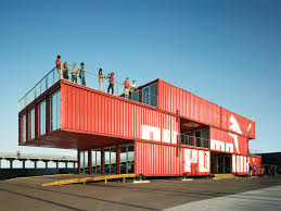 100 Recycled Container Housing Shipping Tag ArchDaily