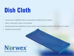 Dish Cloth • Loosely woven netted Dish Cloth is used anywhere