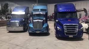 100 Star Trucking Company Miami Truck Show 2018 YouTube